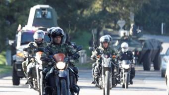 Ejército seguirá en las calles de Bogotá tras disturbios