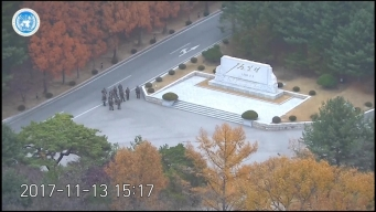 Desesperada fuga de soldado norcoreano hacia el sur