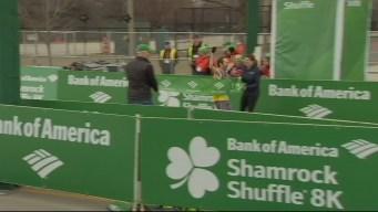 Mira los ganadores del Shamrock Shuffle 2019 cruzar la línea de meta