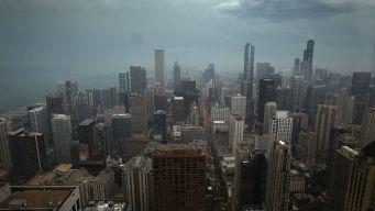 Temperaturas como montaña rusa en el área de Chicago