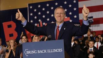 AP: Rauner gana nominación republicana a gubernatura de IL