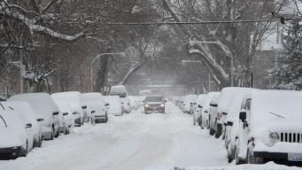 Tormenta invernal ya se hace sentir en Chicago
