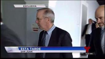 Gobernador se reúne con presidente del Banco de Reserva