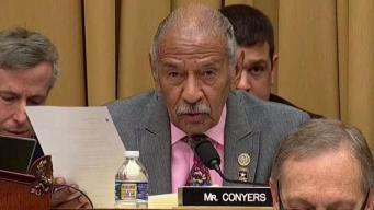 Investigan al legislador demócrata John Conyers