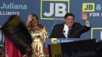 J.B. Pritzker se proclama victorioso en la contienda de gobernador de IL