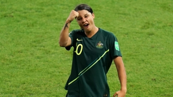 Sam Kerr aplasta a Jamaica con su cuarto gol