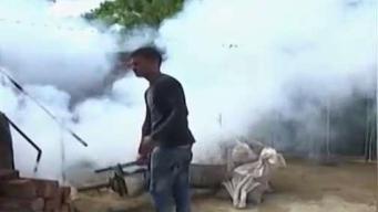 Medidas contra el dengue en Cuba