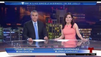 Madre hispana desesperada denuncia el robo de las cenizas de su hija