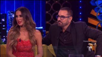 Varoni: tuve suerte de casarme con una mujer muy inteligente