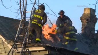 Feroz fuego en Englewood cobra la vida de una niña