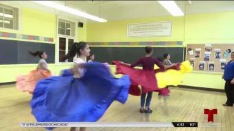 Centro Frida Kahlo en Pilsen: impulsa el liderazgo y disciplina a través del baile