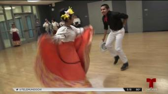 Programa de baile inculca raíces a los jóvenes