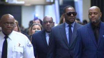 R. Kelly regresa a la corte tras acusaciones de abuso sexual