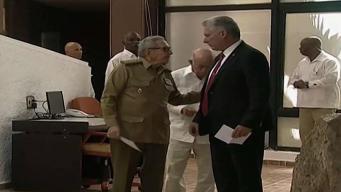 Díaz Canel es seleccionado como presidente en Cuba