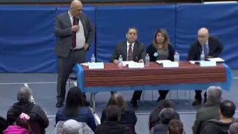 La Villita: candidatos por la silla de Muñoz escuchan a residentes