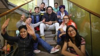 Jóvenes con discapacidad forman banda de rock mexicana
