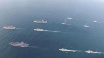 Se estrella avión militar de EEUU cerca de Japón