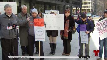 Trabajadores demandan a empresa por presunto robo de salarios