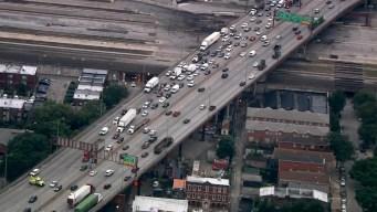 Dan Ryan: cierre podría complicar el tráfico este viernes