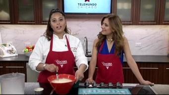Cocina Telemundo: Receta para Flan Napolitano