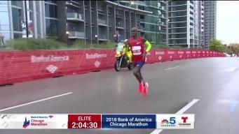 Ganador del Bank of America Chicago Marathon 2018