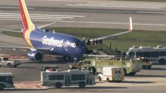 Video muestra respuesta de emergencia en aeropuerto Midway