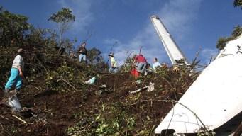 Colombia: Tragedia aérea deja al menos 71 muertos