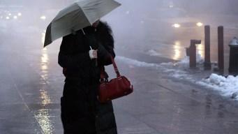 Tormenta invernal en primavera: qué se espera y cuándo