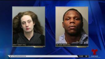 Madre y novio acusados por muerte de niño de 2 años