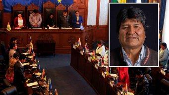 Bolivia tendrá nuevas elecciones sin Evo Morales