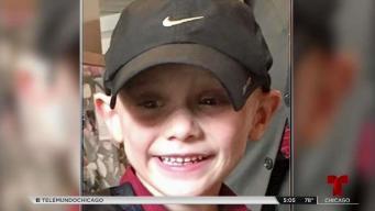 Crystal Lake: se intensifica búsqueda de niño perdido
