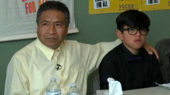 Abuelo se encuentra al borde de la deportación por manejar sin licencia