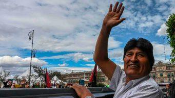 Evo Morales no descarta un pronto retorno a Bolivia