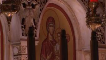 Feligreses se unieron para pedir un mejor futuro a Holy Trinity