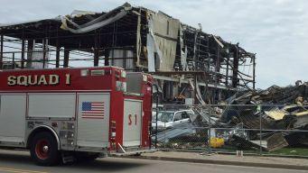 Waukegan: buscan cuarta víctima tras brutal explosión