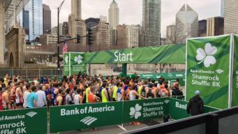 Carrera Shamrock Shuffle 8K 2019: guía para corredores
