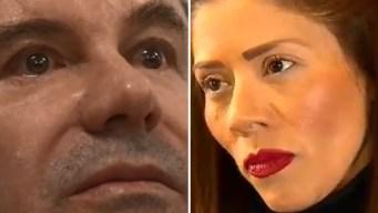 """Supuesta hija de """"El Chapo"""" Guzmán rompe el silencio"""