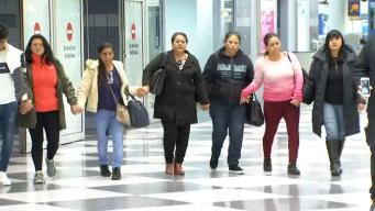 Familia de Marlén llega a Chicago para darle su último adiós