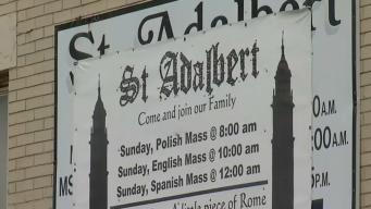 Intentan evitar el cierre de emblemática iglesia en Pilsen