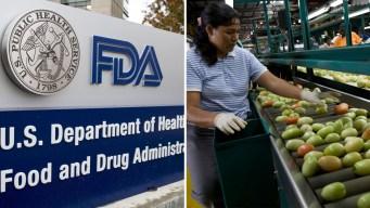 Cierre de gobierno afecta inspecciones de alimentos
