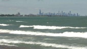 Suspenden búsqueda de joven que se lanzó a Lake Michigan
