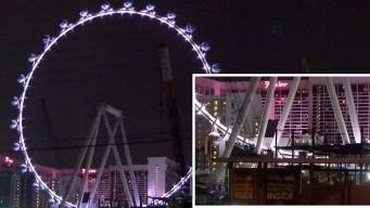 Tragedia en Las Vegas: muere al caer de escaleras en la rueda de la fortuna más alta del mundo