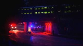 Joliet: tren Metra atropella y mata a una persona