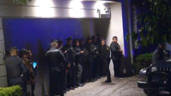 Policías frustran robo a la casa de Angélica Rivera