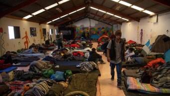 Gobierno prepara albergue ante nueva caravana migrante