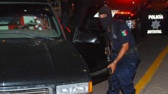 Asesinan a balazos a cinco en un bar en Tabasco