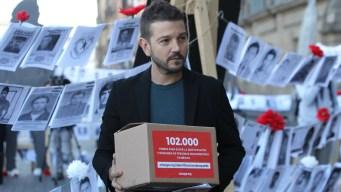 México: exigen solución ante cifra de desaparecidos