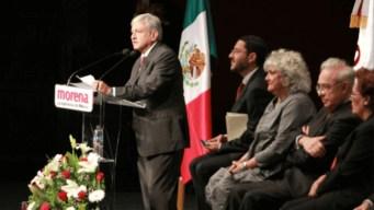 López Obrador promete erradicar la corrupción