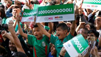 "Gol del Tri causa ""sismo artificial"" en capital mexicana"