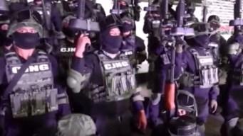 Cárteles terroristas: México busca reunión con EEUU